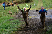 Muddy Viking - Finish between 11:00-11:30 a.m. (estimated)