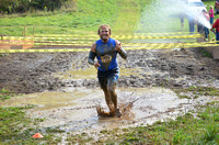 Mud Finish - 10:15-10:30 am