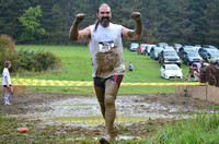 Mud Finish - 10:30-10:45 am